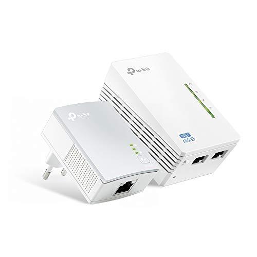 TP-Link TL-WPA4220 KIT AV600 WLAN N300...