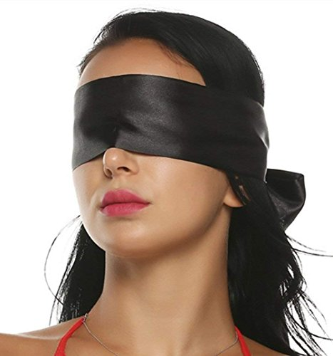SM Augenmaske Augenbinde Fetisch Bondage...