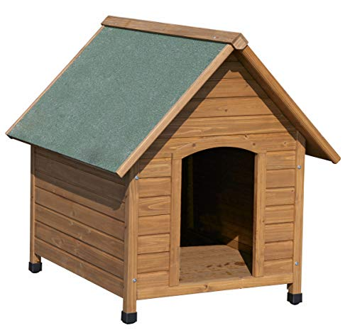 Kerbl 82395 Hundehütte 100 x 88 x 99 cm