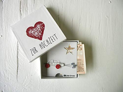 Geldgeschenkbox'Zur Hochzeit'