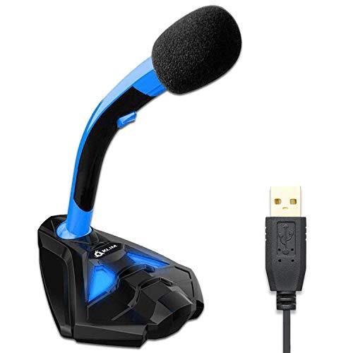 KLIM Voice Desktop USB Mikrofonstand...