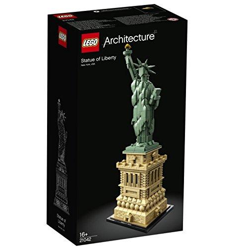 LEGO 21042 Architecture Freiheitsstatue,...