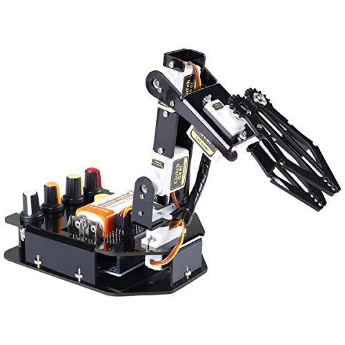 SUNFOUNDER Roboter Bausatz 4-Achsen...