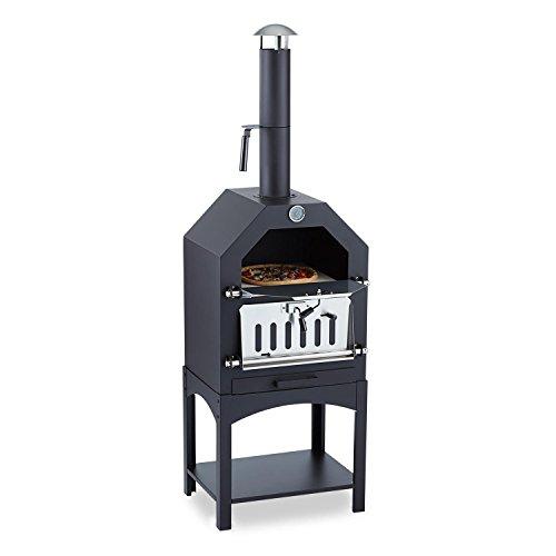 KLARSTEIN Pizzaiolo - Pizzaofen, Grill,...