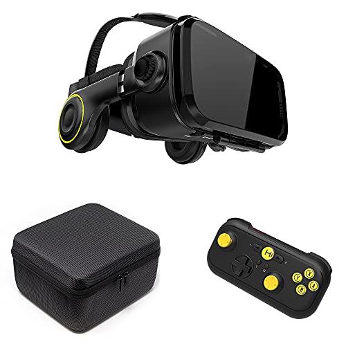 VR-SHARK X4 Virtual Reality Brille &...