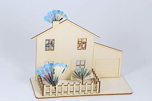 Geldgeschenk für Haus, Wohnung, Einzug,...