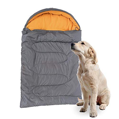 TEEPAO Großer Schlafsack für Hunde,...