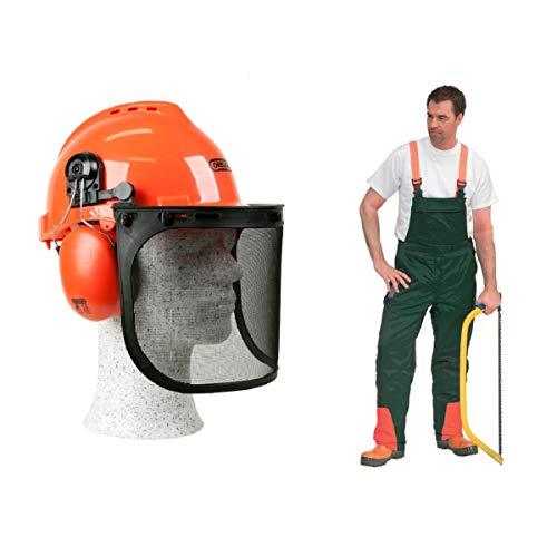 Novotex Schnittschutz Set 2 TLG Helm...