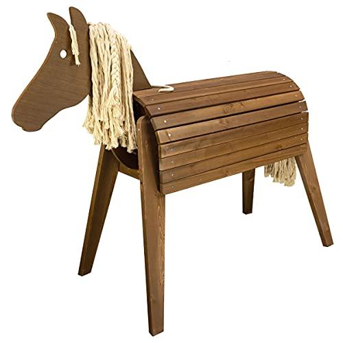 Meppi Outdoor-Pferd für den Garten -...