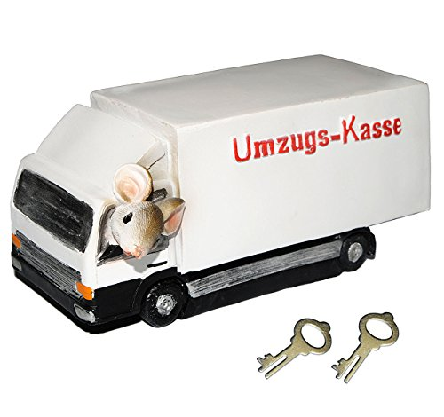 Unbekannt Spardose -  Umzugs-Kasse  -...