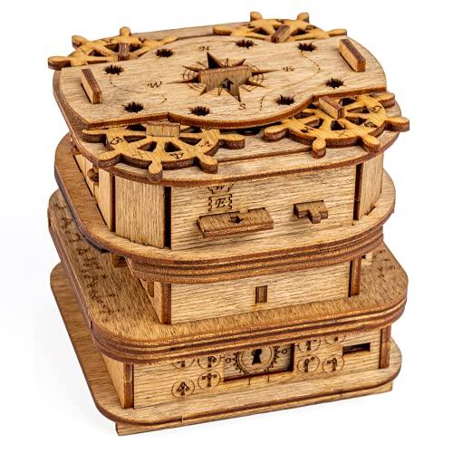 iDventure Cluebox - Davy Jones Locker -...