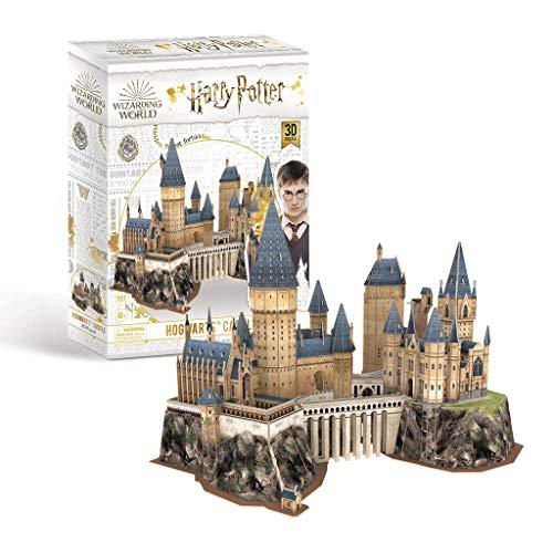 Revell 302 Hogwarts Castle, das Schloß...
