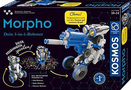 Kosmos 620837 Morpho - Der 3-in-1...