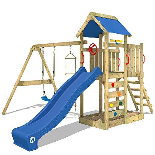 WICKEY Spielturm Klettergerüst...