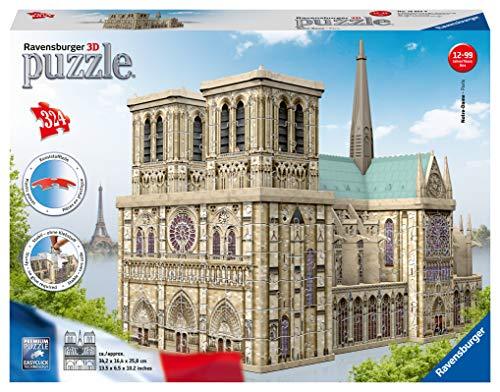 Ravensburger - Puzzle 3D - Building -...