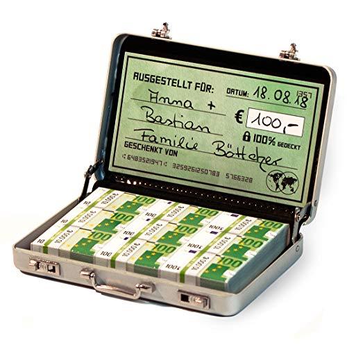 Chroma Products Geldkoffer als...