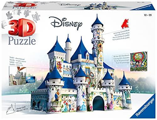 Ravensburger 3D Puzzle 12587 - Disney...