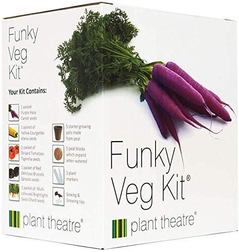 "Plant Theatre ""Funky Veg""..."