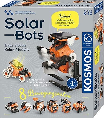KOSMOS Solar Bots, Baue 8 Solar-Modelle,...