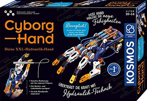 Kosmos 620844 Cyborg-Hand - hydraulische...