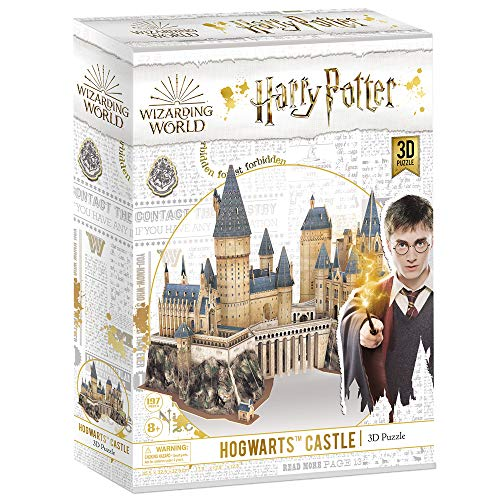 3D Puzzle Harry Potter Hogwarts Schloss...