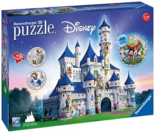 Ravensburger 12587 3D-Puzzle Disney...