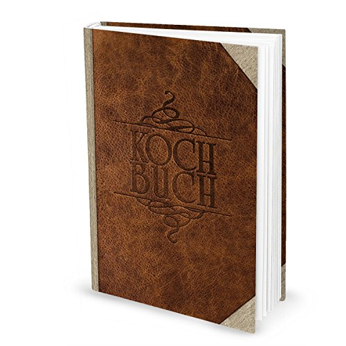 XXL Rezeptbuch (Hardcover) in DIN A4 mit...