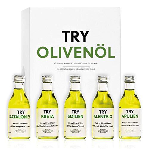 Olivenöl Set Geschenkset 5x50ml I...