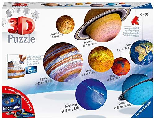 Ravensburger 3D Puzzle Planetensystem...