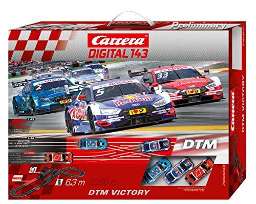 Carrera DIGITAL 143 DTM Victory...