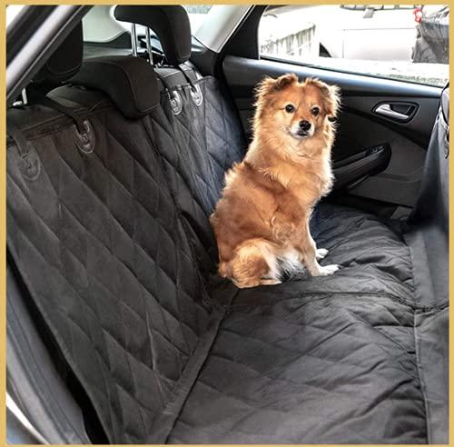 Heldenwerk Autoschondecke Hund Rücksitz...