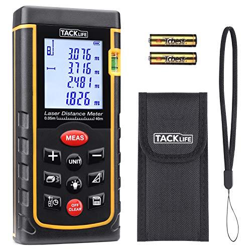 Laser Entfernungsmesser Tacklife A-LDM01...