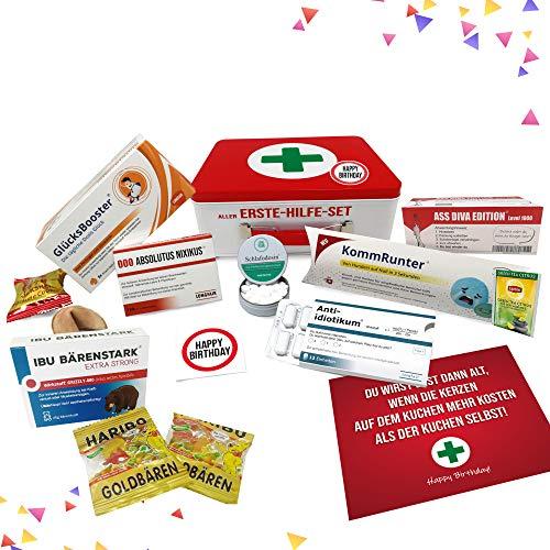 Geburtstagsgeschenk - Aller Erste Hilfe...