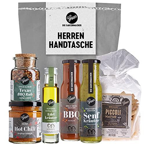 Gepp's Feinkost Herrenhandtasche I...