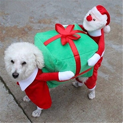 CYSTYLE Haustier Hund Katze Weihnachten...