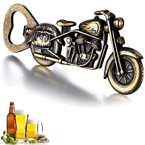 Vintage Motorrad Flaschenöffner,...