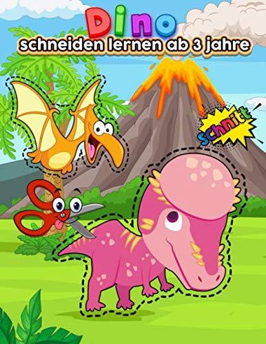 Dino Schneiden Lernen Ab 3 Jahre: Mein...