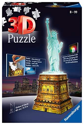 Ravensburger 3D Puzzle Freiheitsstatue...