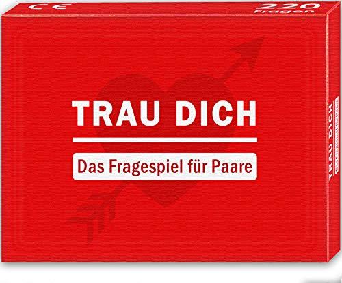 Kulinu TRAU Dich - Das Fragespiel für...
