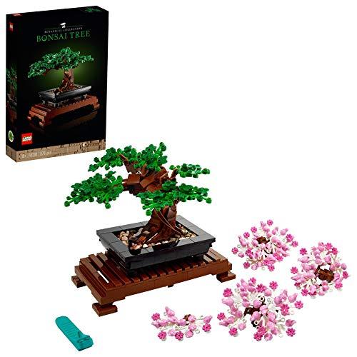 LEGO 10281 Bonsai Baum, DIY Set für...