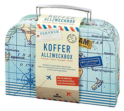Moses Fernweh Koffer Allzweckbox   Für...