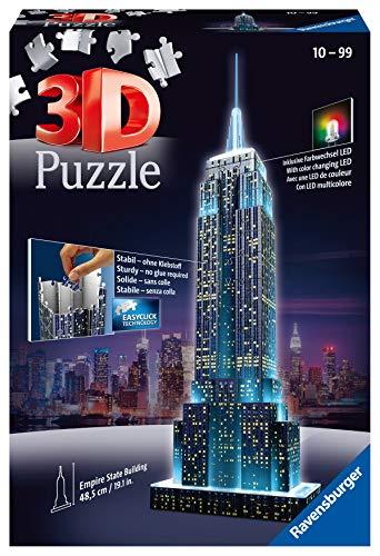Ravensburger 3D Puzzle Empire State...