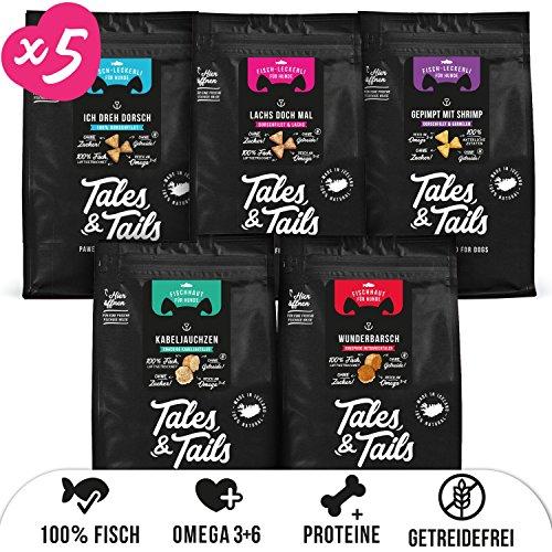 Tales & Tails® - Hunde Leckerlis aus...