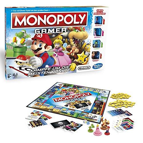 Hasbro Gaming C1815100 - Monopoly Gamer...
