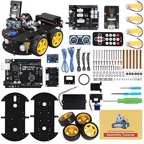 ELEGOO Smart Robot Car Kit V4.0...