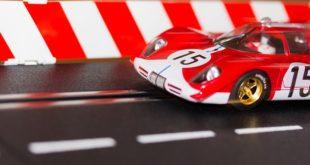 Faszination Autorennbahn - Muss es immer Carrera sein?